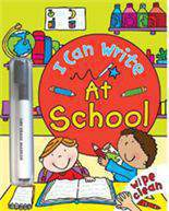 I Can Write: At School -