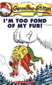 Im Too Fond of My Fur Geronimo Stilton 4