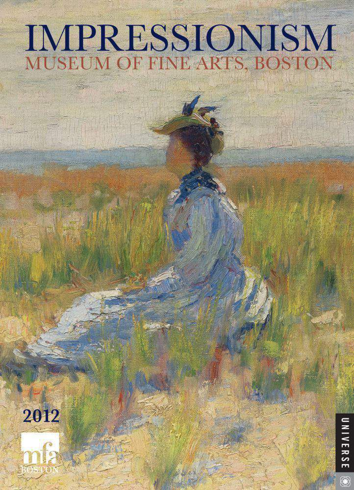 Impressionism 2012 Desk Diary