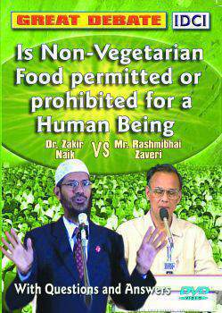 Is Non Vegetarian Food Permitted or Prohibited for a Human Being  04 CDs Sets