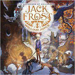 Jack Frost The Guardians of Childhood -