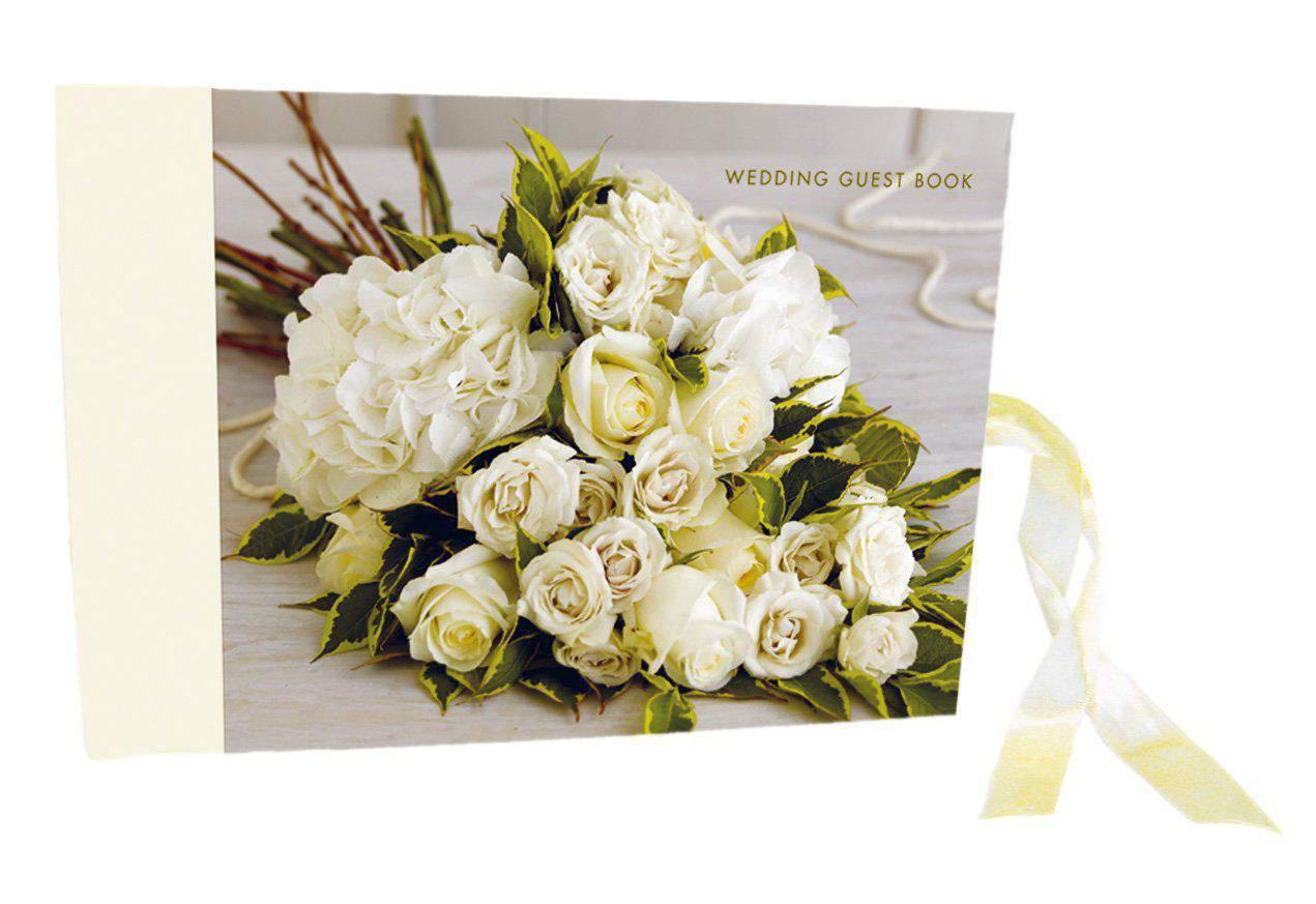Jane Packer Wedding Guest Book