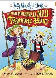 Judy Moody & Stink The Mad Mad Mad Mad Treasure Hunt -