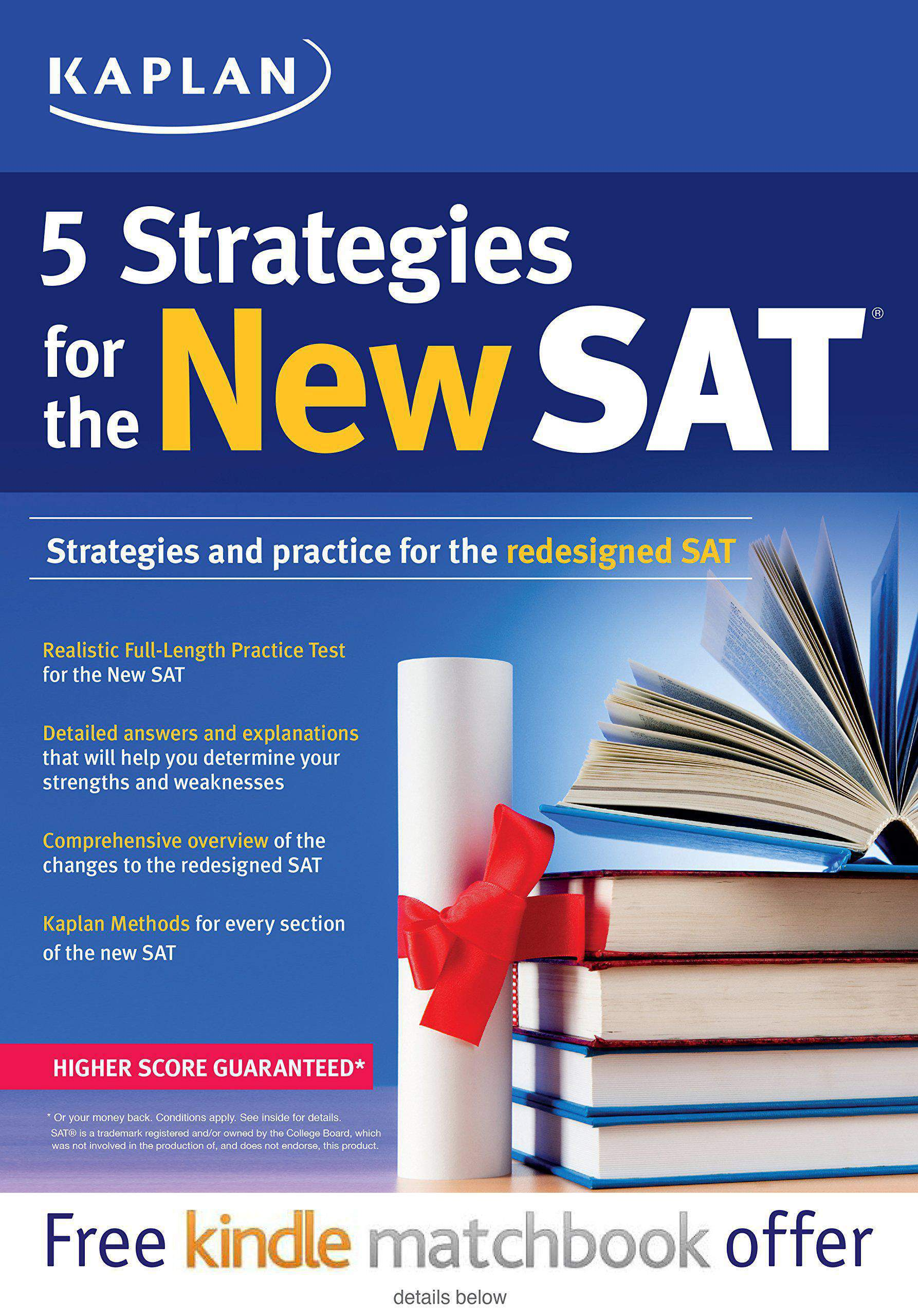 Kaplan 2016 5 Strategies for the SAT