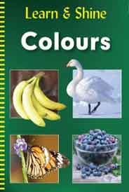 Learn & Shine Colours