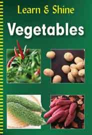 Learn & Shine Vegetables