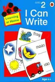 Learning At Home Series 2 I Can Write