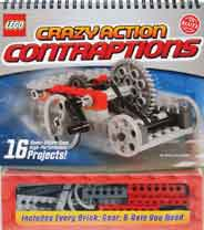 Lego Crazy Action Contraptions Spiralbound