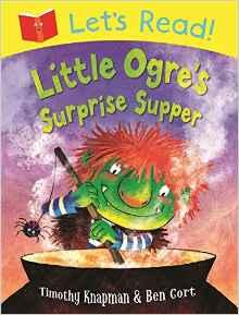 Lets Read Little Ogres Surprise Supper