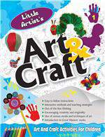 Little Artists Art & Craft Book 1