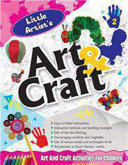 Little Artists Art & Craft  Book 2