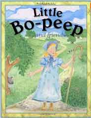 Little Bo Peep and Friends Nursery Library -