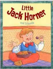 Little Jack Horner and Friends Nursery Library -
