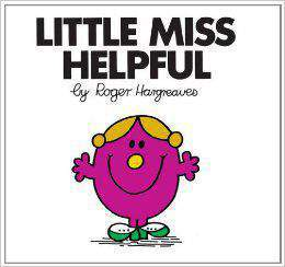 Little Miss Classic Library Little Miss Helpful 8