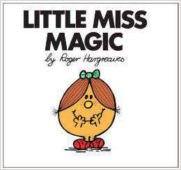 Little Miss Classic Library Little Miss Magic 9