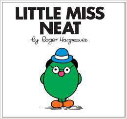 Little Miss Classic Library Little Miss Neat  3