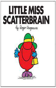 Little Miss Classic Library Little Miss Scatterbrain 17