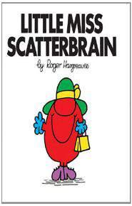 Little Miss Classic Library Little Miss Scatterbrain 17