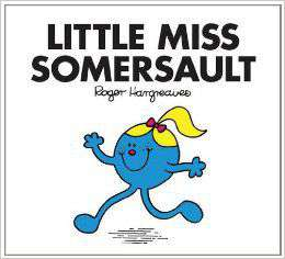 Little Miss Classic Library Little Miss Somersault 30