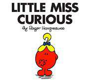 Little Miss CuriousMr Men and Little Miss