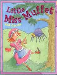 Little Miss Muffed and Friends Nursery Library -