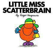 Little Miss Scatterbrain Mr Men and Little Miss
