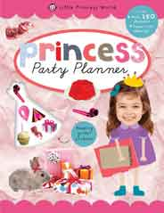 Little Princess World Sticker Activity Party Planner
