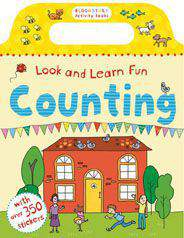 Look and Learn Fun Counting Bloomsbury Activity Books