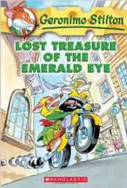 Lost Treasure of the Emerald Eye Geronimo Stilton No 1