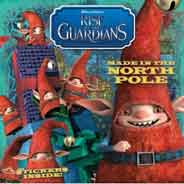 Made in the North Pole Rise of the Guardians