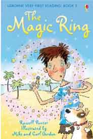 Magic Ring Very First Reading Books Set 2
