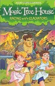 Magic Tree House 13 Racing With Gladiators