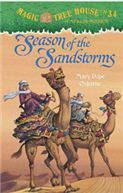 Magic Tree House 34 Season Of The Sandstorms