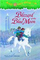 Magic Tree House 36 Blizzard Of The Blue Moon