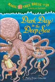 Magic Tree House 39 Dark Day in the Deep Sea  -