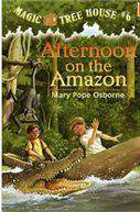 Magic Tree House  6 Afternoon On The Amazon