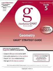 Manhattan GMAT Preparation Guide 5: Geometry GMAT Strategy Guide 4th Edition