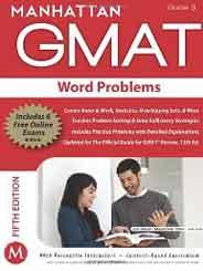 Manhattan GMAT: Word Problems   5th Edition