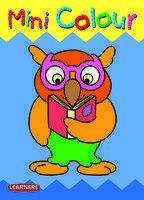 Mini Colour Owl