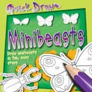 Minibeasts Quick Draw