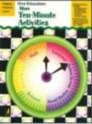 More TenMinutes Activities