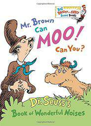 Mr Brown Can Moo Can You Big Bright & Early