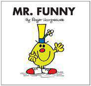 Mr Funny Mr Men Classic Library