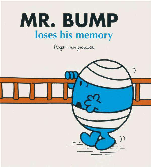Mr Men Mr Bump Loses His Memory