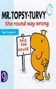 Mr Men Mr TopsyTurvy the Wrong Way Round