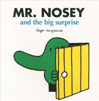 Mr Nosey and the Big Surprise