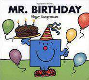 Mr. Birthday Mr. Men and Little Miss  -