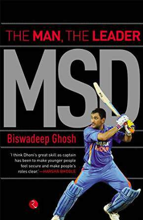 MSD The Man The Leader
