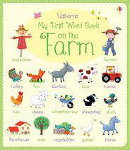 My Fit Word Book on the Farm  -