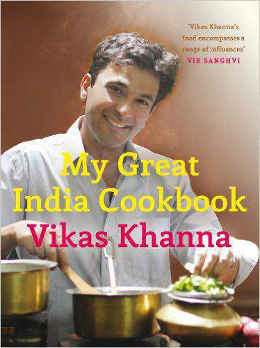 My Great India Cookbook